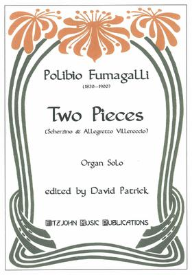 Picture of Sheet music for organ by Polibio Fumagalli