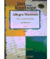 Picture of Sheet music for bass trombone and piano by Jan Koetsier