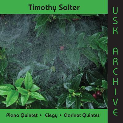 Picture of Piano and clarinet quintets by Timothy Salter played by a line-up of outstanding international artists Artist: The Usk Ensemble and The Muse Piano Quintet