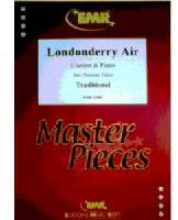 Picture of Sheet music  by Traditional Irish Air. Sheet music for clarinet and piano