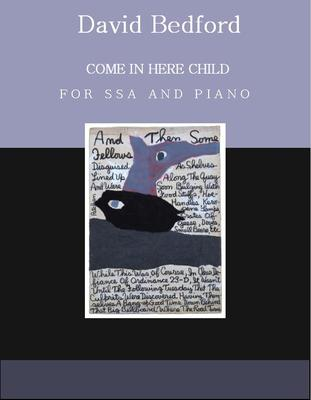 Picture of A setting of a Kenneth Patchen poem for SSA and piano by David Bedford.