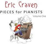 Picture of Twenty-five solo pieces for piano by Eric Craven.