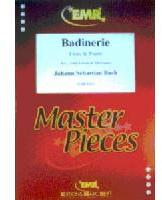 Picture of Sheet music for flute and piano by Johann Sebastian Bach