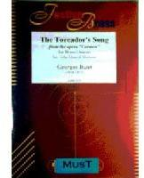 Picture of Sheet music  for 2 trumpets (Bb/C) or cornets; french horn (Eb/F) or trumpet; trombone (bc/tc) or euphonium; trombone (bc/tc), euphonium or tuba (Bb/C/Eb). Sheet music for brass quintet by Georges Bizet