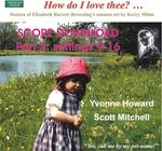 Picture of Song cycle comprising settings of 16 of Elizabeth Barrett Browning's famous love sonnets performed by mezzo Yvonne Howard and pianist Scott Mitchell. Recorded July 2013 RNCM Manchester. Duration c. 42 minutes  part two c.22 minutes